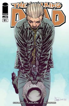 The Walking Dead Comic #91 Español de España