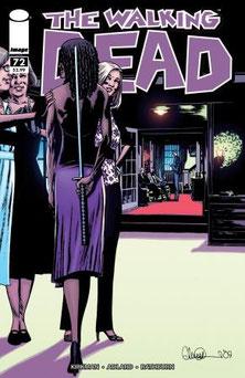 The Walking Dead Comic #72 Español de España