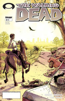 The Walking Dead Comic #02 en color Español de España