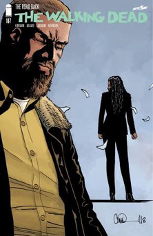 The Walking Dead Comic #187 Español de España