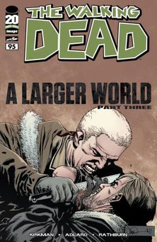 The Walking Dead Comic #95 Español de España