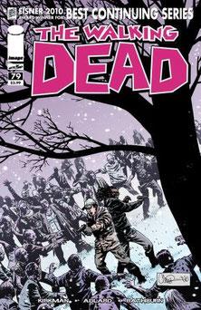 The Walking Dead Comic #79 Español de España