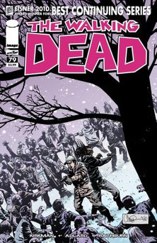 The Walking Dead Comic #79 Español de España