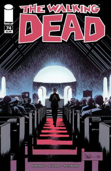 The Walking Dead Comic #74 Español de España