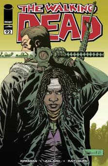 The Walking Dead Comic #92 Español de España