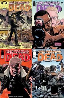 The Walking Dead Comic Español de España
