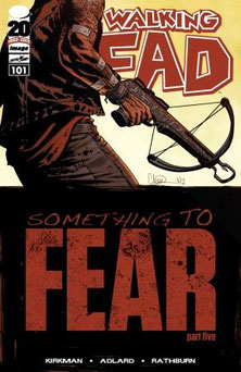 The Walking Dead Comic #101 Español de España