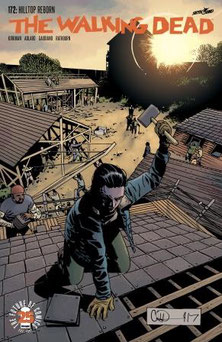 The Walking Dead Comic #172 Español de España