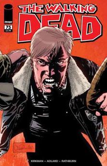 The Walking Dead Comic #75 Español de España