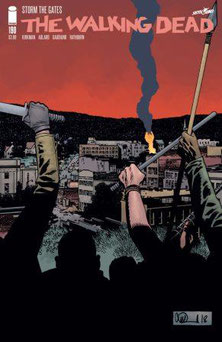 The Walking Dead Comic #190 Español de España