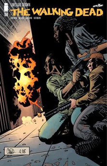 The Walking Dead Comic #189 Español de España