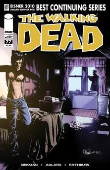 The Walking Dead Comic #77 Español de España