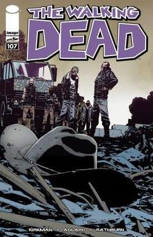 The Walking Dead Comic #107 Español de España