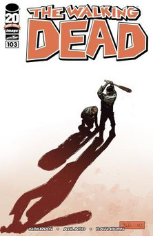 The Walking Dead Comic #103 Español de España