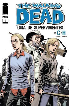 The Walking Dead Comic Guía De Supervivientes 02 Español de España