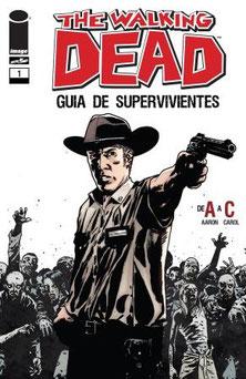 The Walking Dead Comic Guía De Supervivientes 01 Español de España