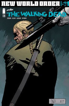 The Walking Dead Comic #179 Español de España