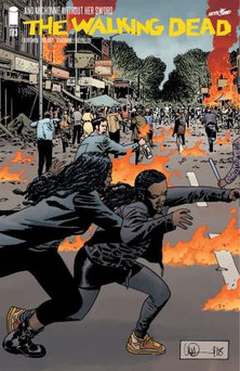 The Walking Dead Comic #183 Español de España