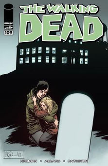 The Walking Dead Comic #109 Español de España