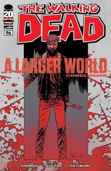 The Walking Dead Comic #96 Español de España