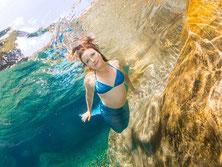 Bubble-Swim Meerjungfrauen-Privatkurse in der ganzen Schweiz