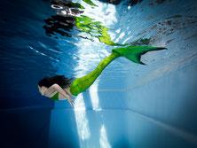 Bubble-Swim Meerjungfrauen-Schwimmkurse in der ganzen Schweiz
