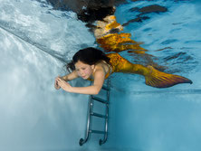 Bubble Swim Meerjungfrauen-Workshops in der ganzen Schweiz