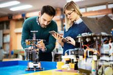 L'usine du futur amplifie les écarts de compétitivité.