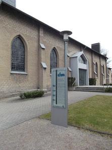 Die Geschichtsstation Marienviertel