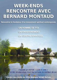 conference de bernard montaud par visioconference - annuaire des therapeutes via energetica