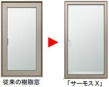 大垣 岐阜 愛知 東海エリア 窓専門店  断熱 樹脂サッシ ガラス面積アップ 景観アップ