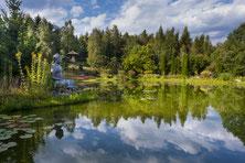 Nepal Himalaya Park in Wiesent bei Regensburg. Foto: Ulrike Romeis