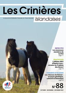 """Revue interne """"Les Crinières Islandaises"""""""