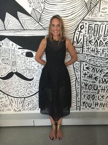 """Kleiderliebe: strahlend schön auf einem """"Madame"""" Event"""