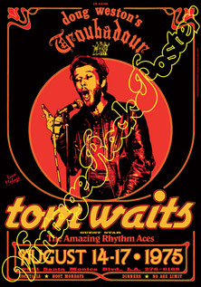tom waits los angeles, toubadour los angeles, troubadour, tomwaits
