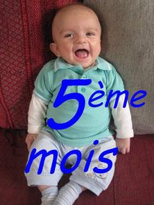 5ème mois