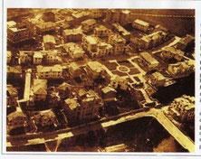 Veduta aerea della Garbatella, 1920