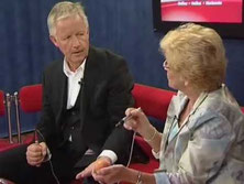 Heidemarie Klinger bei Fliege TV