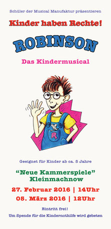 Musical Manufaktur Musical für Kinder Kindermusical