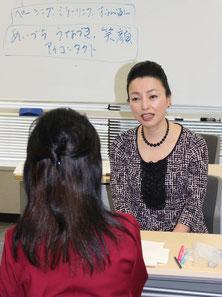 西奈さんには、豊富なボランティア経験を生かし、当会のボランティア講習会で講師としてもご活躍いただいています。