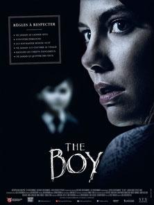 The Boy de William Brent Bell - 2016 / Epouvante - Horreur