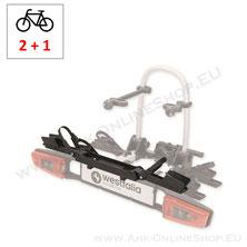 Bikelander für drei Fahrräder