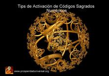 Diez Tips para la Activación exitosa de Códigos Sagrados Numéricos de Agesta- Ejercitación guiada- creada por Prosperidad Universal