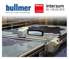 RG Technologies und bullmer auf der interzum 2015