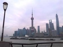 日中ビジネスイメージ 上海