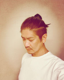 LEEM hair 代表 秋山訓範