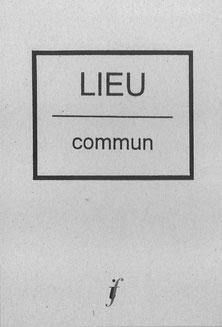Lieu Commun, Paris; Bremen, Guy Schraenen Catalogue