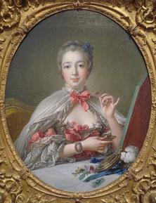 Madame de Pompadour (flickr, picture by Steven Zucker)