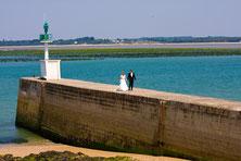 Photographe de mariage à Mesquer quimiac