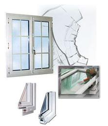 remplacement double vitrage triple vitrage simple vitrage et verre de sécurité